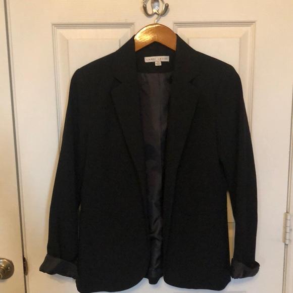 Larry Levine Jackets & Blazers - Larry Levine black blazer
